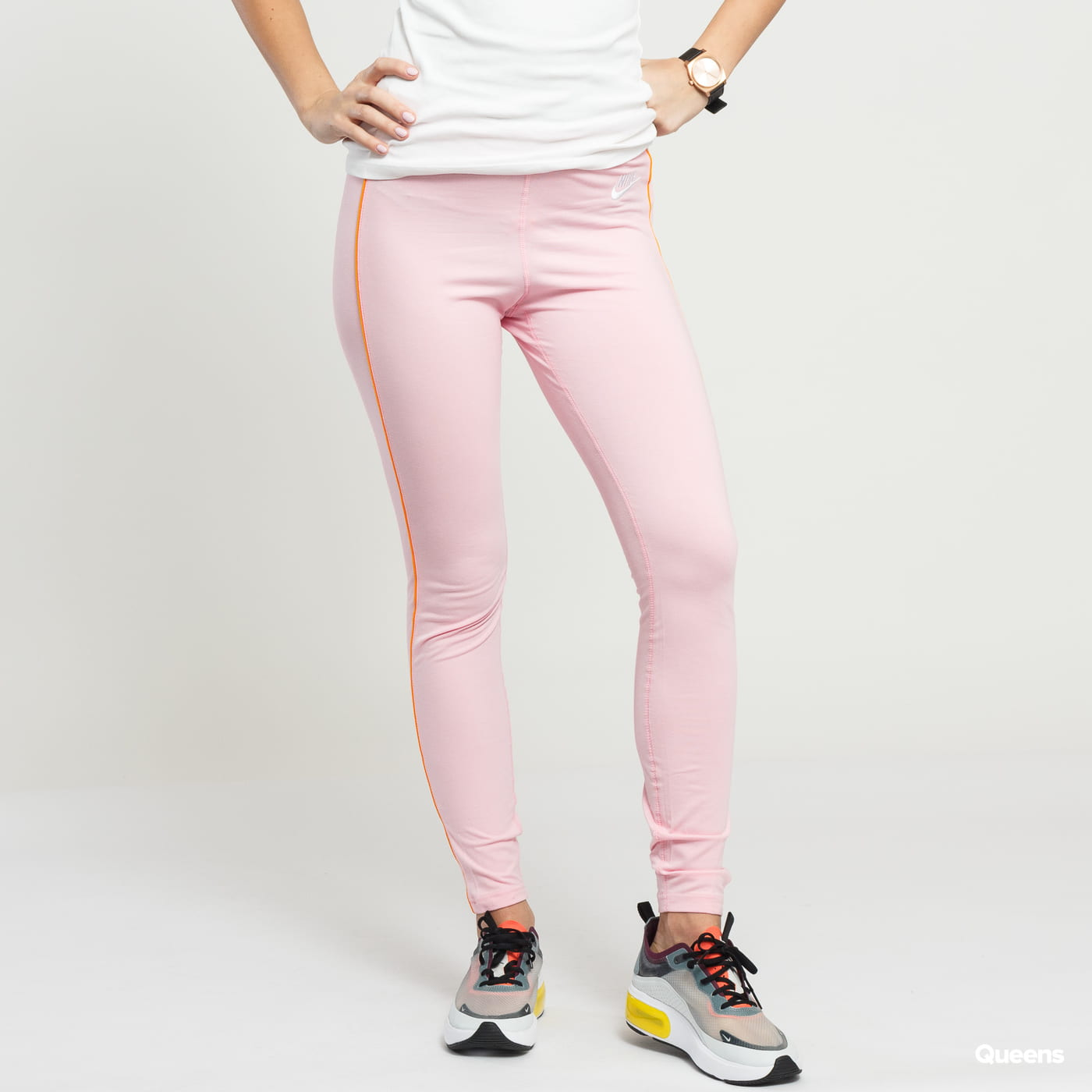leggings nike rosa