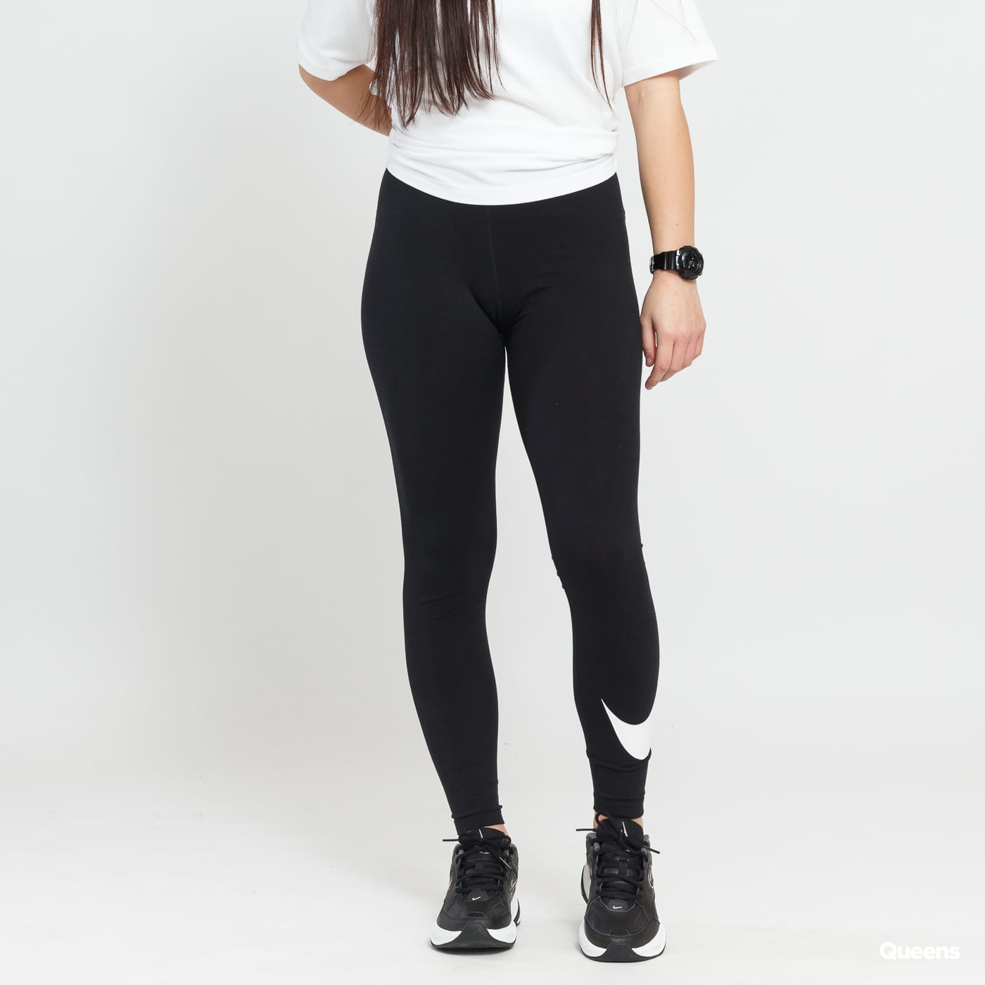 527413e314f0 Legíny Nike W NSW Legasee Legging Swoosh (AR3509-011)– Queens 💚