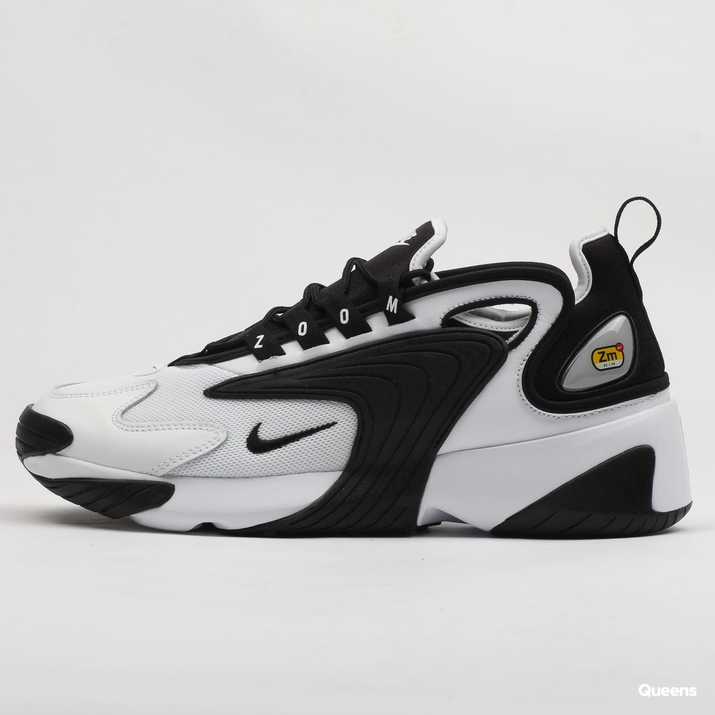 Nike Zoom 2K white / black