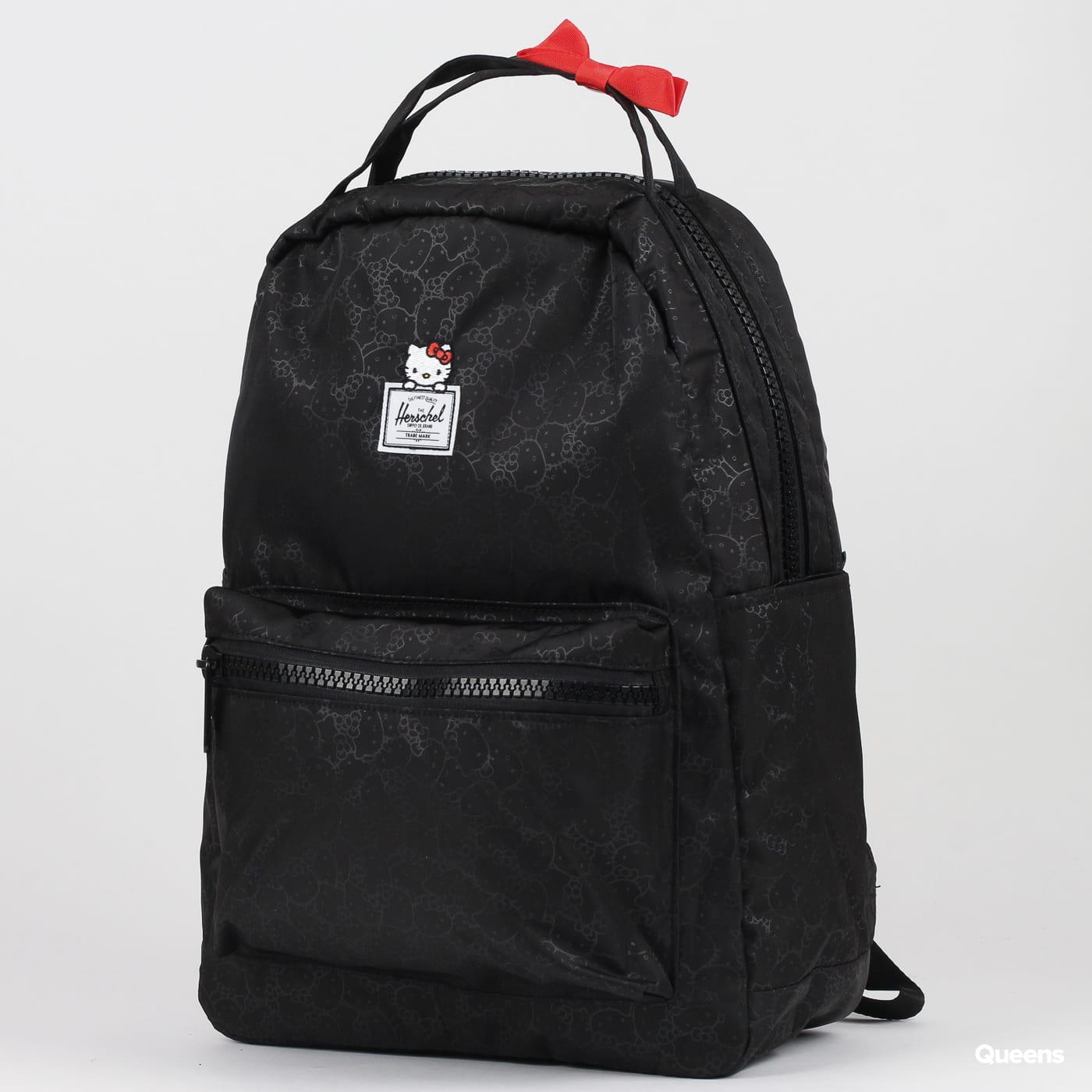 8da46b9dce3c Backpack The Herschel Supply CO. Nova Mid Hello Kitty Backpack  (10503-02557)– Queens 💚