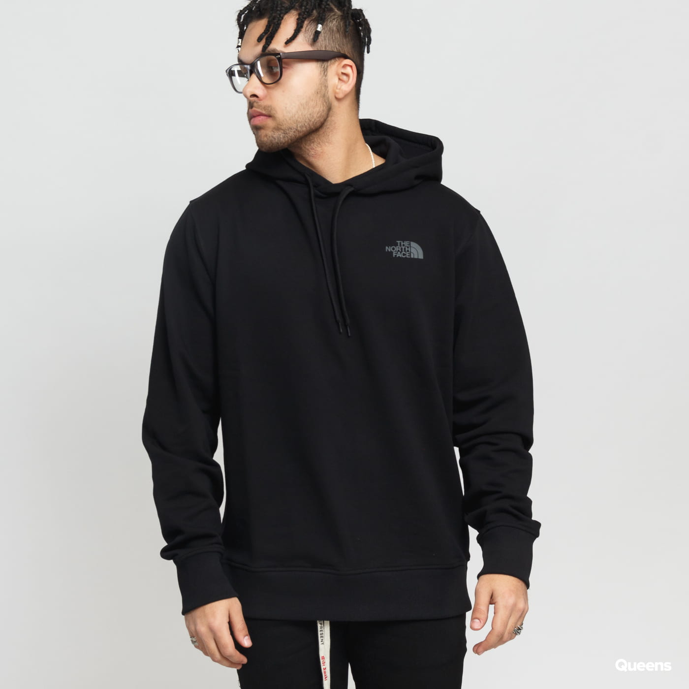The North Face M Seasonal Drew Peak Pullover Hoodie schwarz