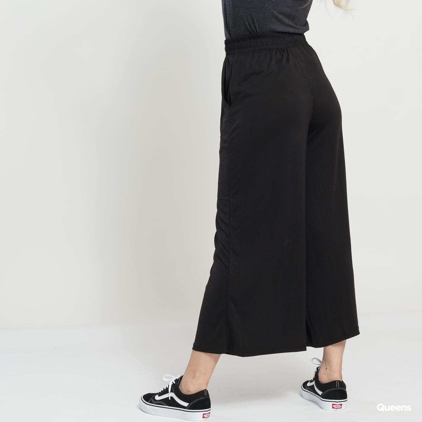 Urban Classics Ladies Modal Culotte čierne