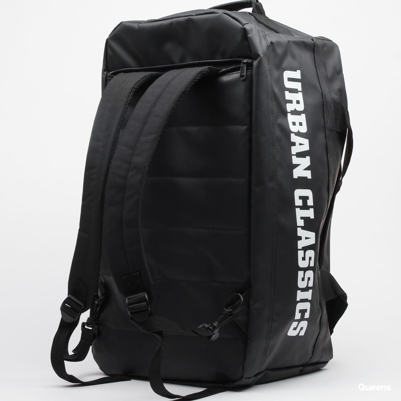 Urban Classics Traveller Bag schwarz
