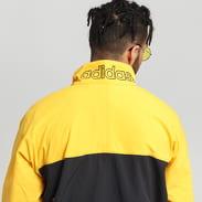 adidas Originals Blocked Warm Up černá / žlutá