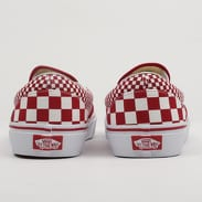Vans Classic Slip-On (mix checker)chili peppe