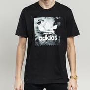 adidas Originals Gonz Tee černé