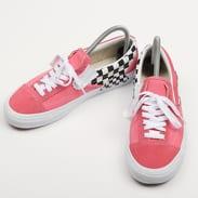 Vans Slip-On Cap (checkerboard) strawberry