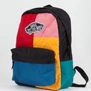 Vans WM Realm Backpack černý / zelený / modrý / červený / růžový / žlutý