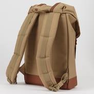 The Herschel Supply CO. Retreat Backpack béžový / hnědý
