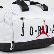 Jordan Air Jordan Duffle bílá / černá