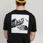 The North Face M SS Mountain Exp Tee černé