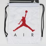 Jordan Air Gym Sack bílý