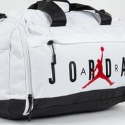 Jordan Air Jordan Duffel bílá / černá