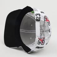 Jordan Pro GFX AOP bílá / černá