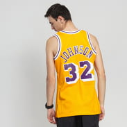 Mitchell & Ness NBA LA Lakers Magic Johnson Jersey yellow