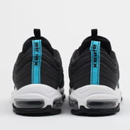 Nike Air Max 97 black / blue fury - dark grey