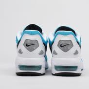 Nike Air Max2 Light white / black - blue lagoon