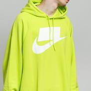 dd4e35d72419 Sweatshirt   Hoodie Nike M NSW NSP Hoodie FT (AR4854-389)– Queens 💚