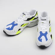 Reebok Aztrek white / black / cobalt / yellow