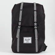 The Herschel Supply CO. Retreat Backpack černý / bílý