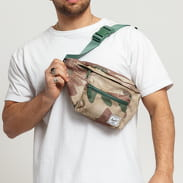 The Herschel Supply CO. Seventeen Hip Pack béžová / hnědá / zelená