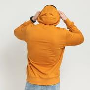 The North Face M Light Drew Peak PO Hoodie tmavě oranžová