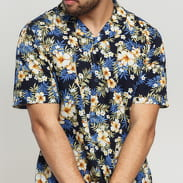 Urban Classics Pattern Resort Shirt multicolor