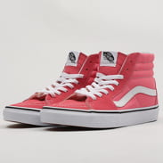 Vans SK8-HI strawberry pink / truewhite