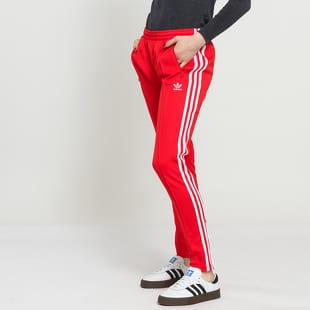 trainingsanzug rot adidas