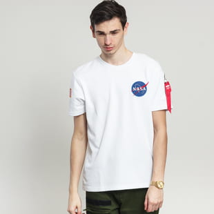 Alpha Industries NASA Heavy Tee