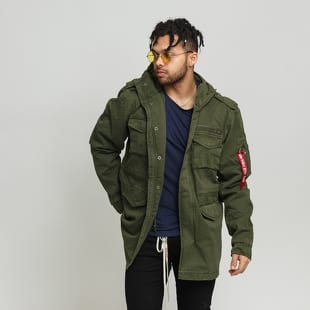 Alpha Industries Huntington Hood