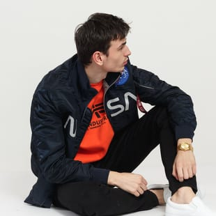 Alpha Industries NASA Jacket Flight Nylon