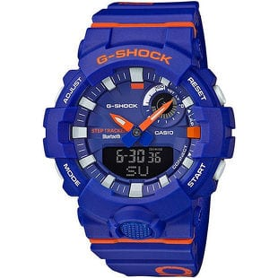 "Casio G-Shock GBA 800DG-2AER ""Basketball Series"""