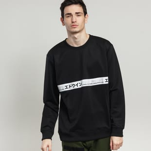 EDWIN Track Sweat Interlock