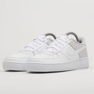 competitive price aa277 9c78b Nike Air Force 1 (GS) white   white - vast grey