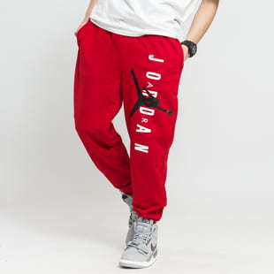 38904b1250f Sweatpants Jordan Jumpman Air Lightweight Fleece Pant red (AR0031 ...