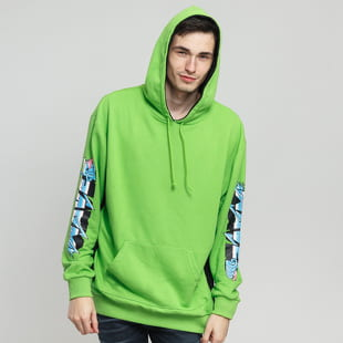 Pink Dolphin Electric Waves Hoodie