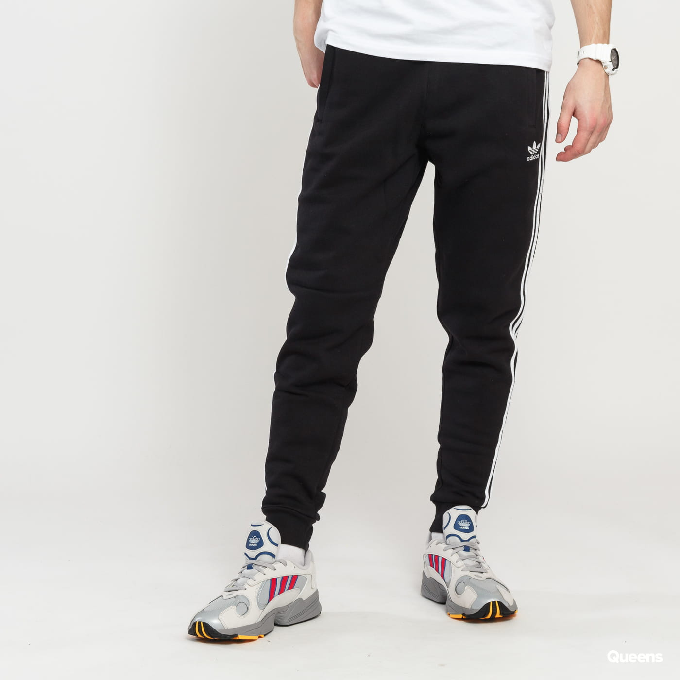 adidas Originals 3 Stripes Pant black