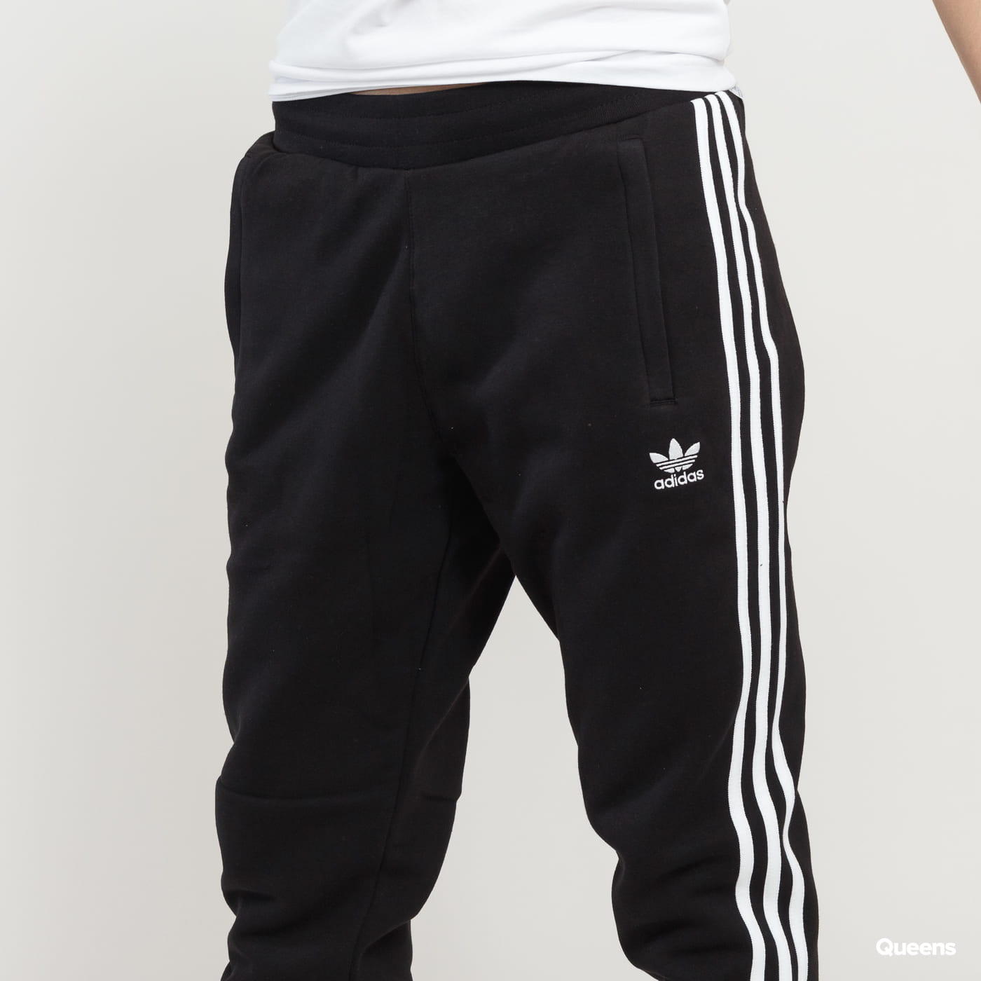 adidas originals jogginghose herren schwarz