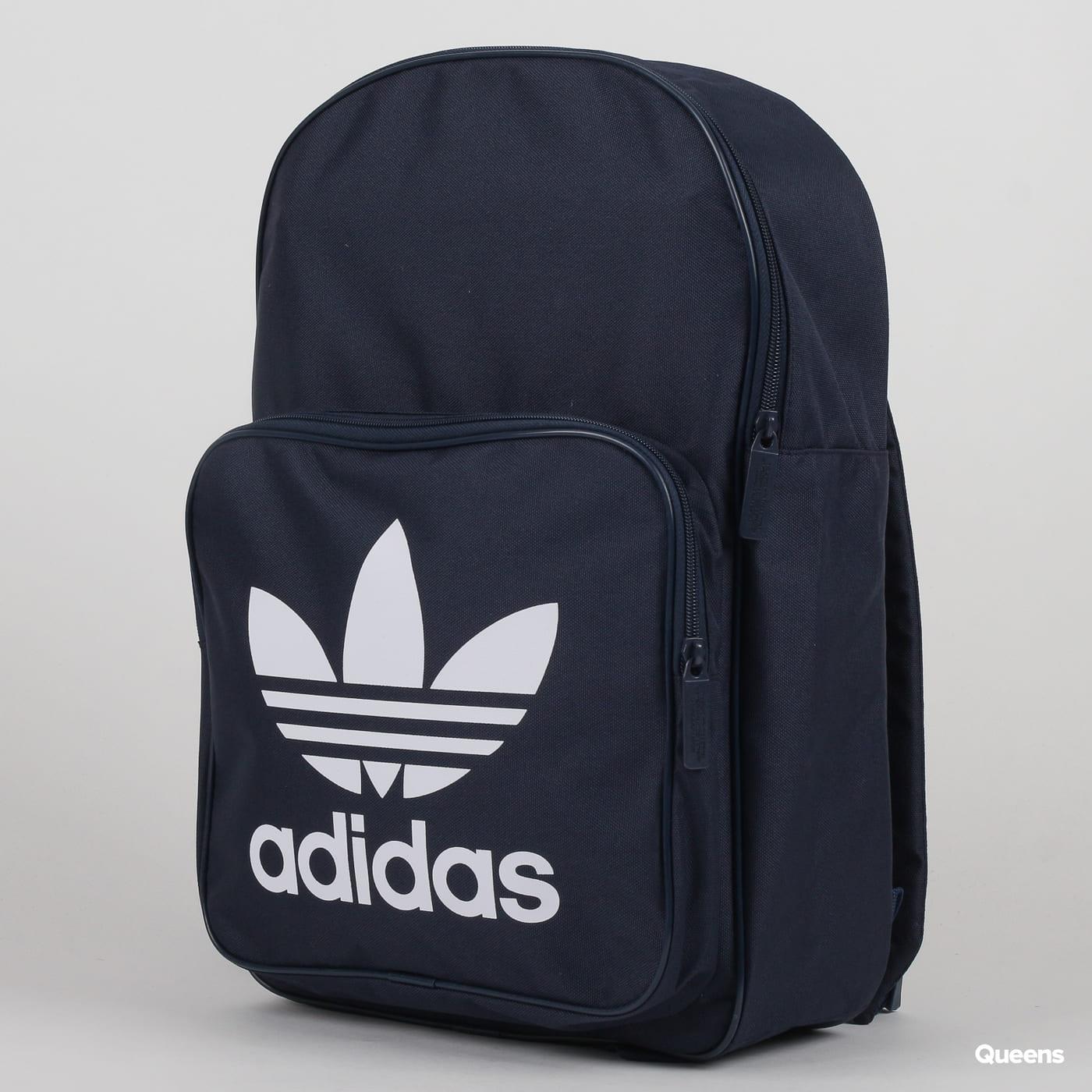 a53f68501e Backpack adidas Originals Backpack Classic Trefoil navy (DW5189) – Queens 💚