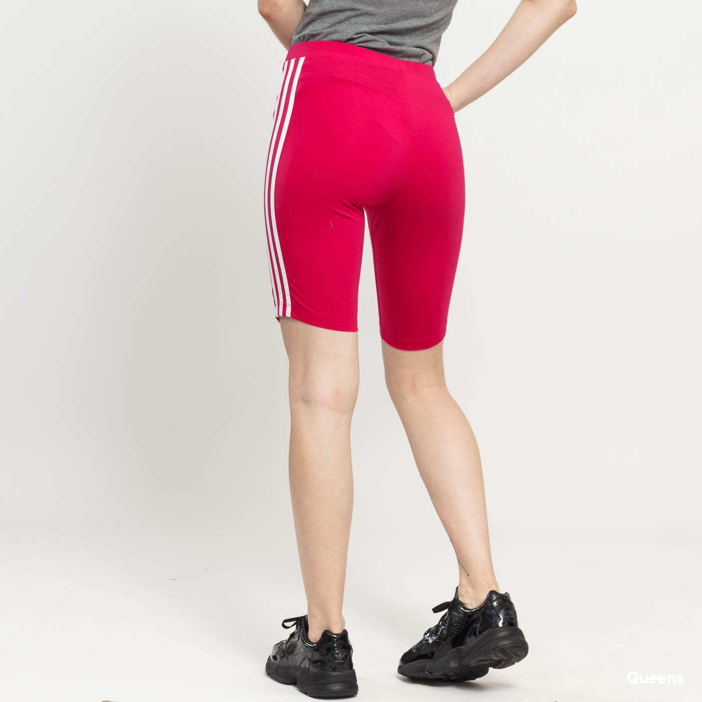 adidas Originals Cycling Short dunkelrosa