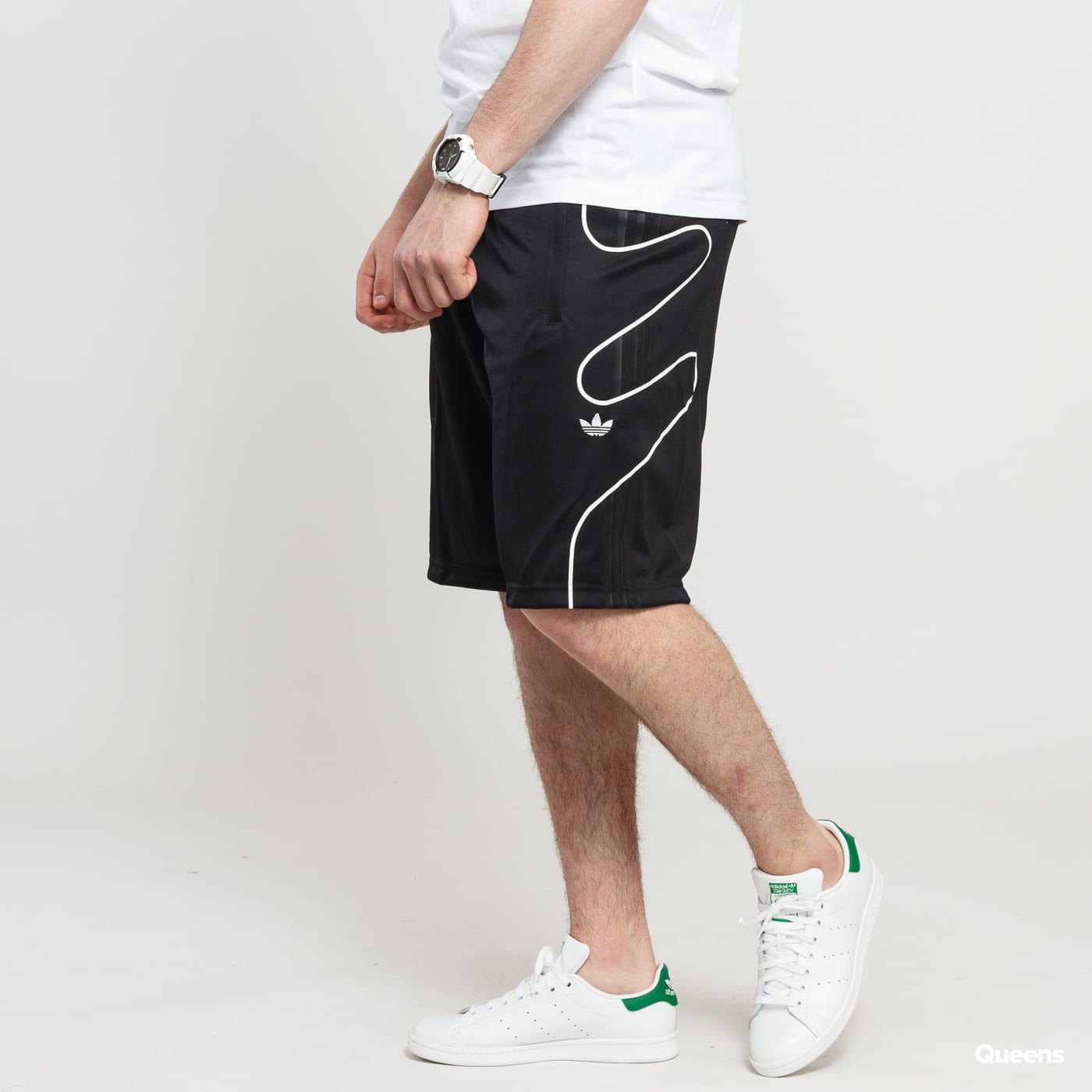 adidas FLAMESTRIKE DK Short Black Satin M schwarz DX2126