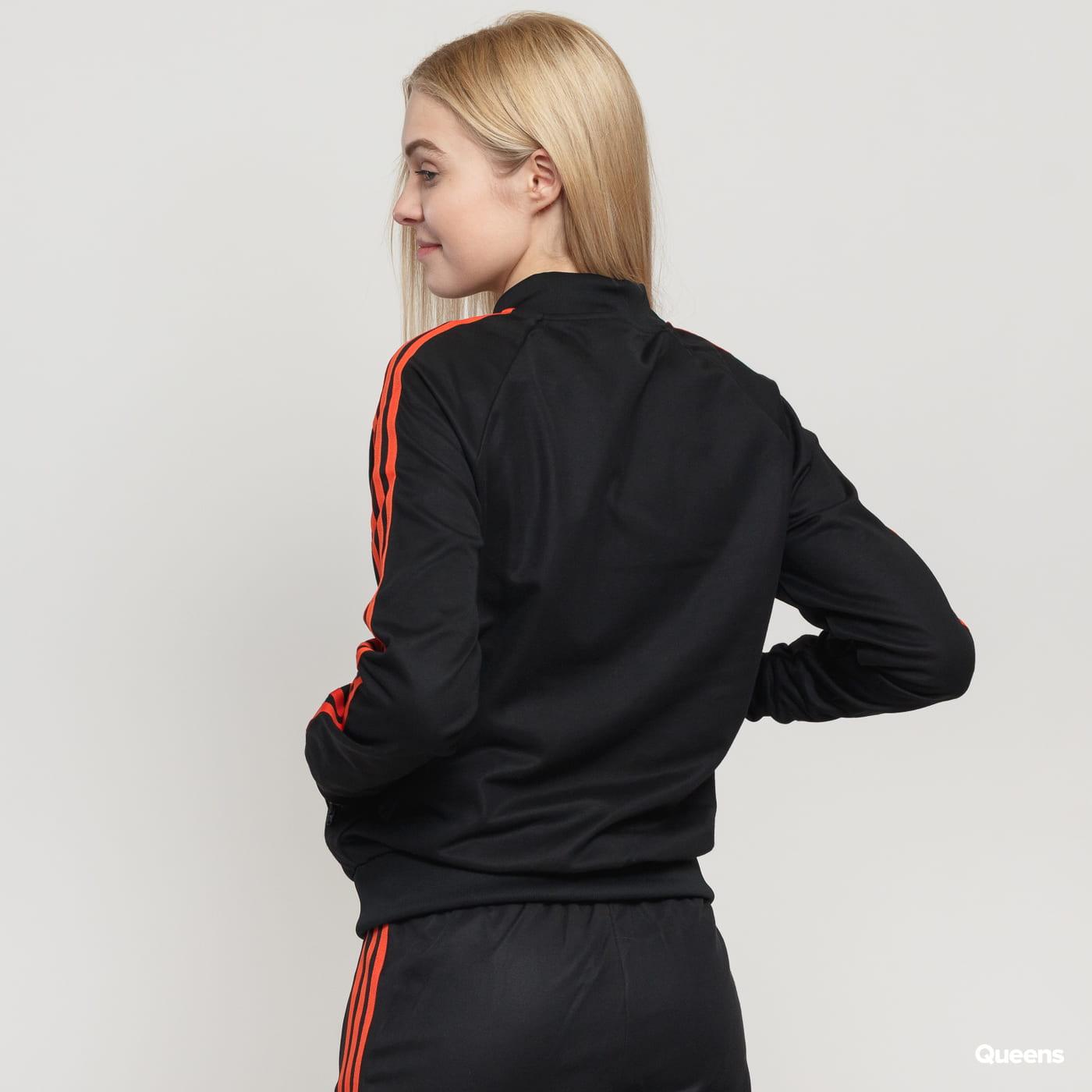 e155a0c5b Dámska mikina adidas Originals SST Track Top čierna (DU9941) – Queens 💚
