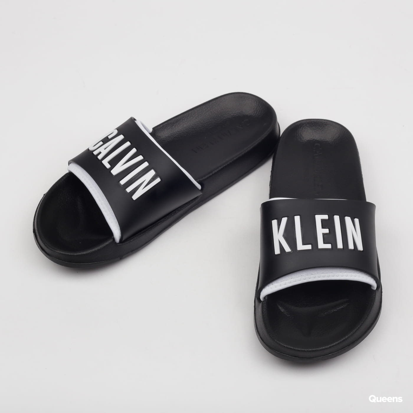 Calvin Klein Slide black / white
