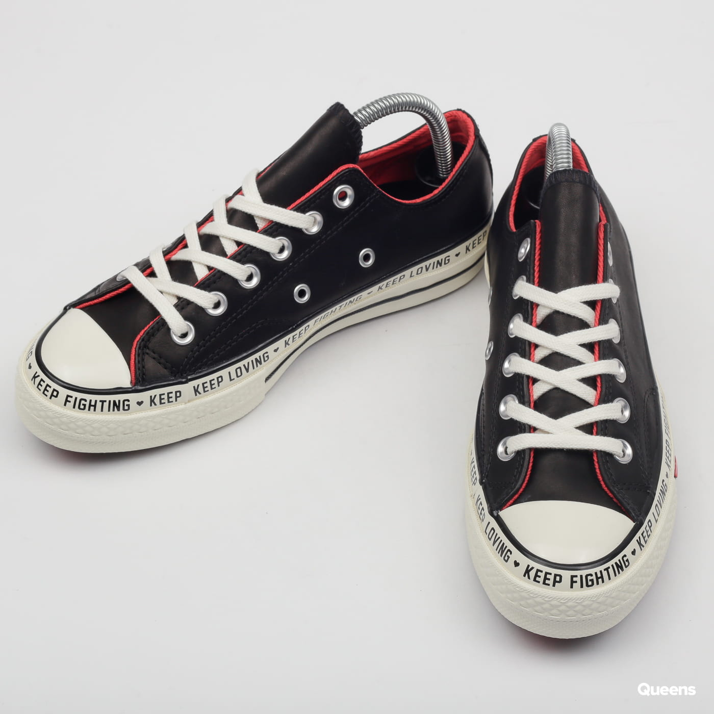 Converse Chuck 70 OX black / sedona red / e