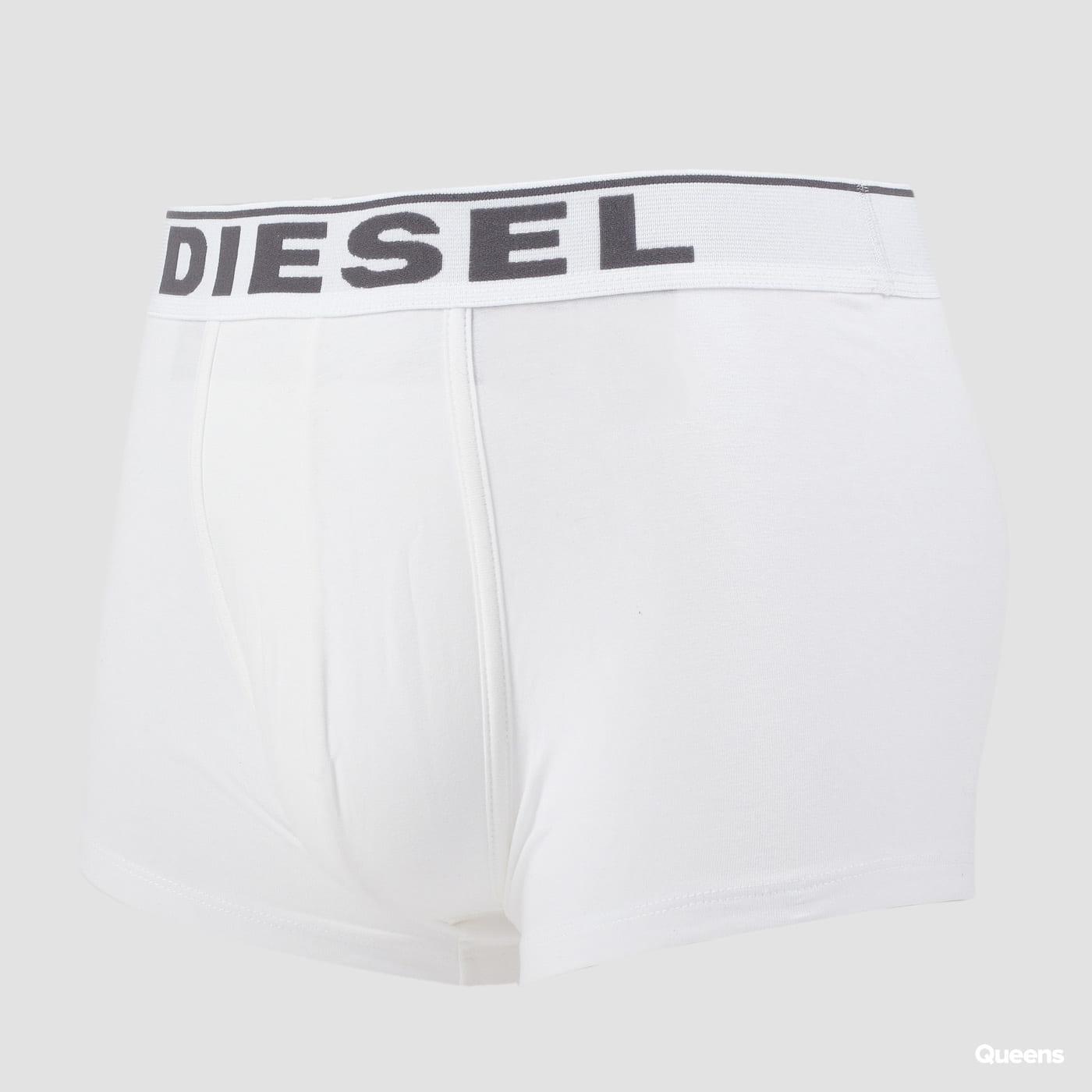 DIESEL 2Pack All-Timers Trunks C/O čierne / biele