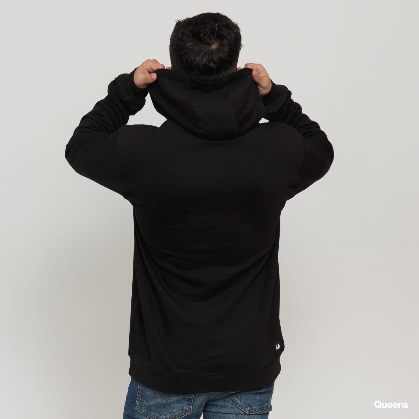 Fila Unisex Classic Pure Hoody čierna