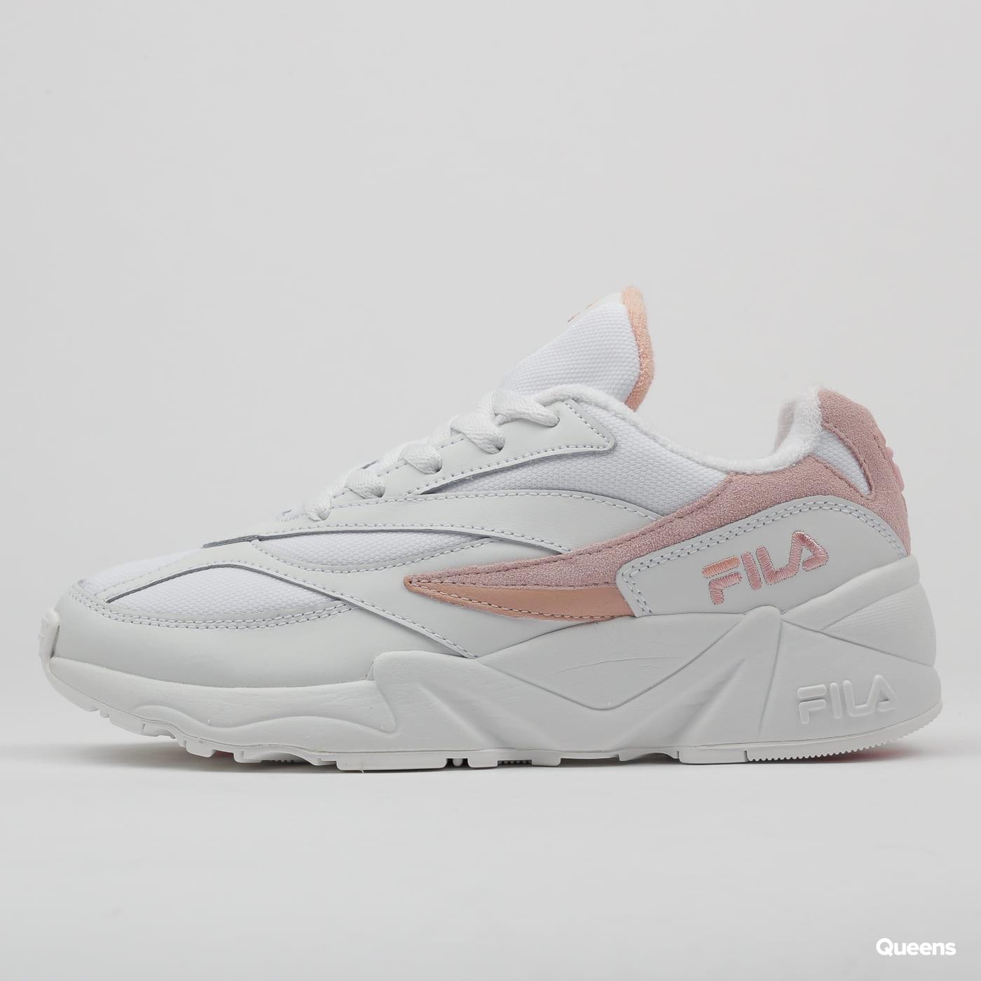 Fila V94M Low WMN white salmon chalk pink