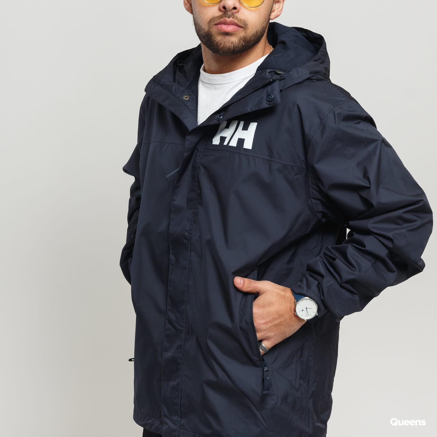 Helly Hansen Active 2 Jacket Marine