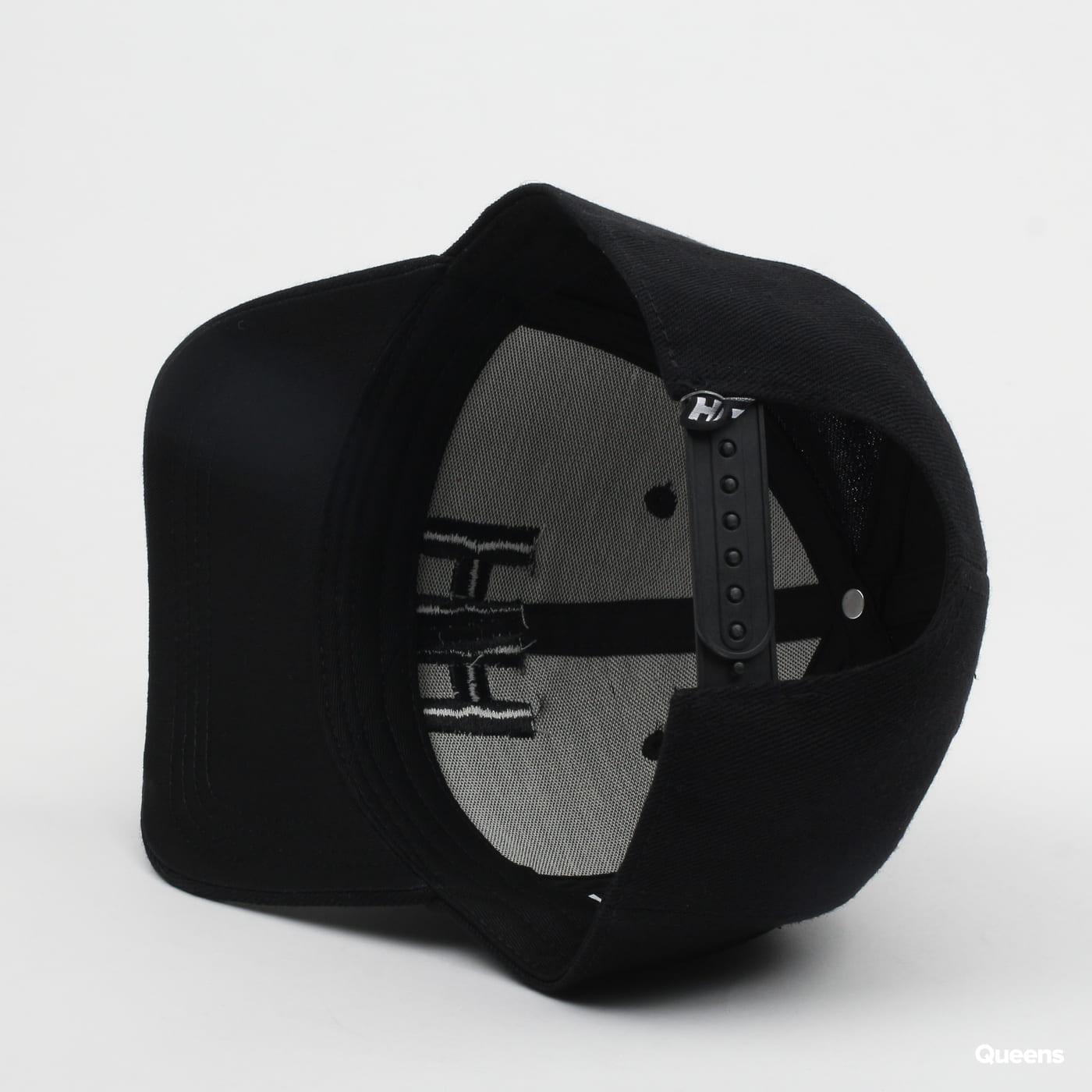Helly Hansen Brand Cap schwarz
